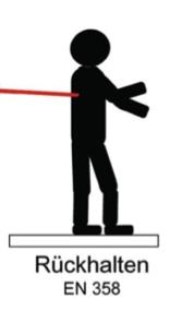 Rueckhaltesytem Seilsicherungssystem Auffangsystem EN 258
