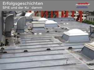 Erfolgsgeschichte Seilsystem Kurfürstendamm Berlin