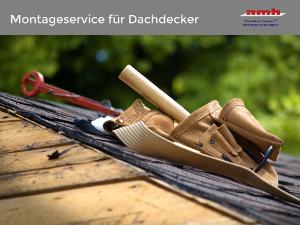 Montageservice von Absturzsicherungen für Dachdecker