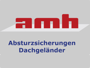 amh Absturzsicherungen Berlin